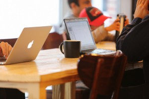blogging bar