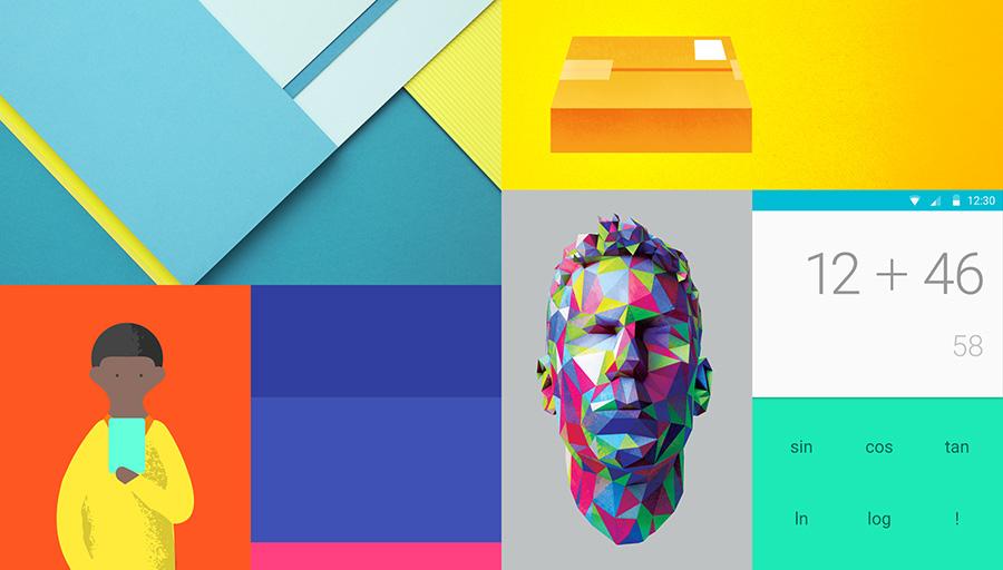 colori material design