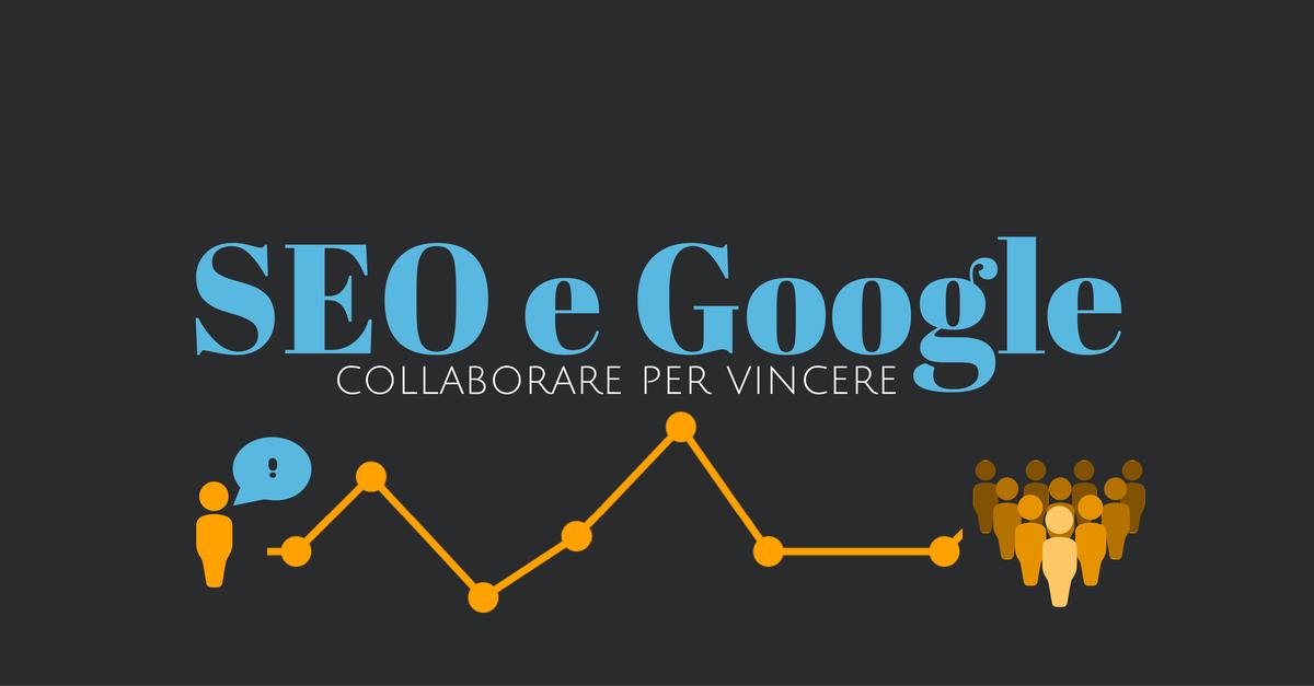 Fai correre il tuo sito con Google grazie alla SEO