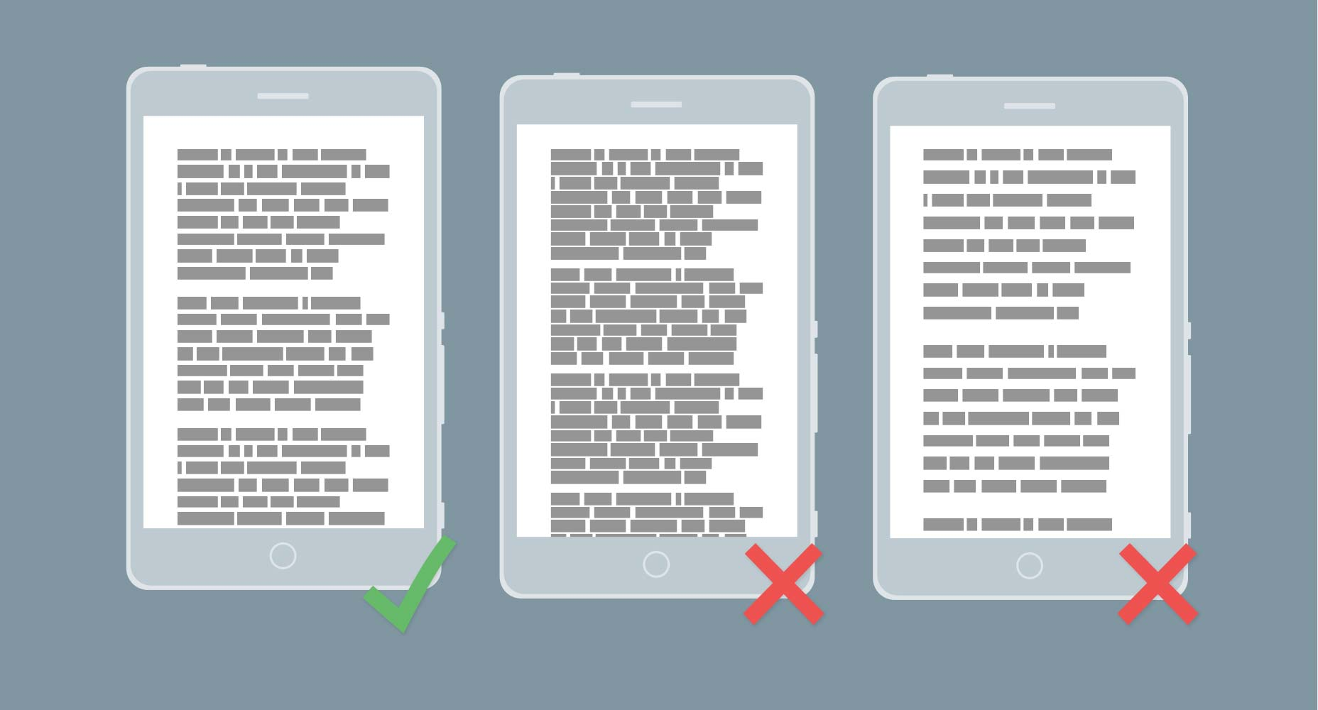 typography mobile gsite interlinea