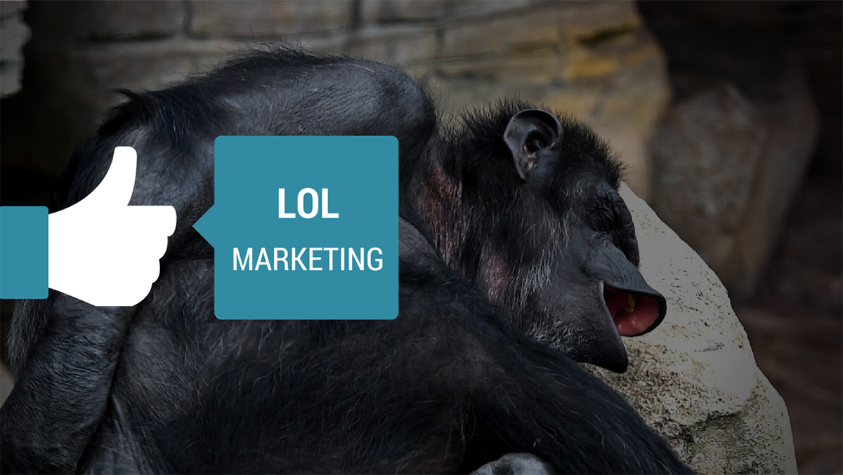LOL marketing: il potere dello humor sui social media