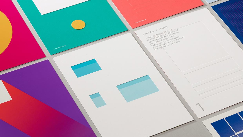 Il material design sarà il futuro del web?