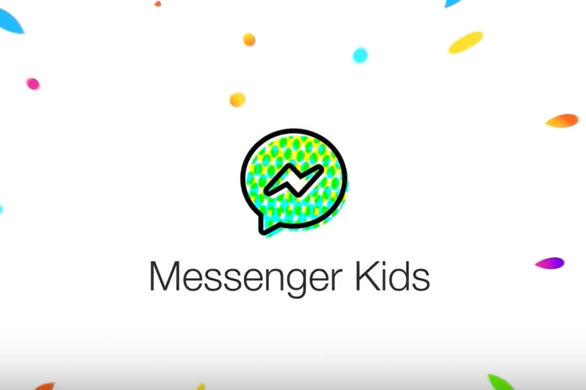 Messenger kids, la nuova app di Facebook per bambini
