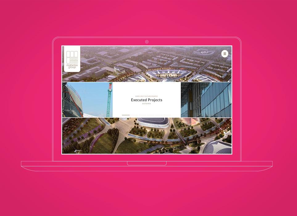 Siti web ticino Mabetex Group GSite web agency