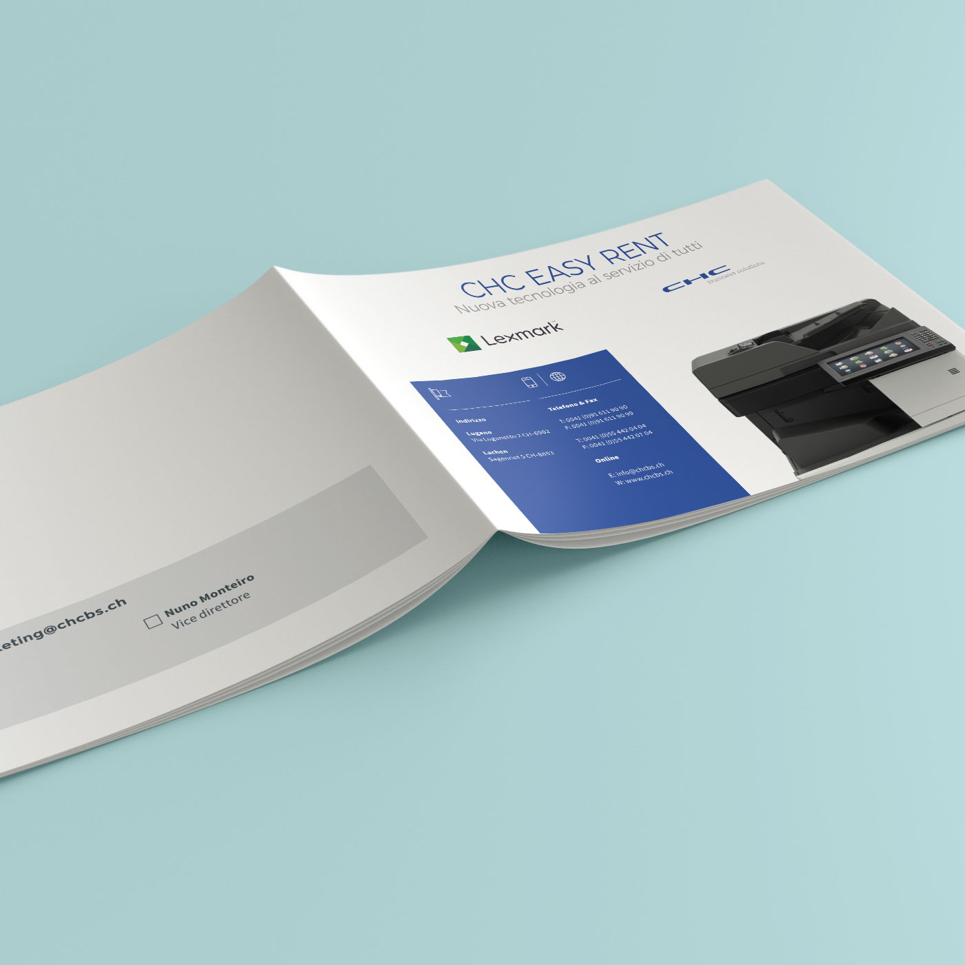 CHC Business Solutions Brochure