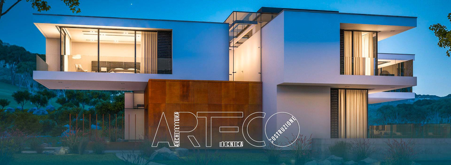 GSite realizzazione sito web per Arteco