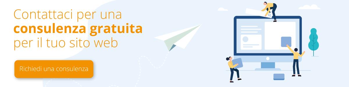 GSite web agency Lugano - Blog: sito web vetrina sul mondo cta