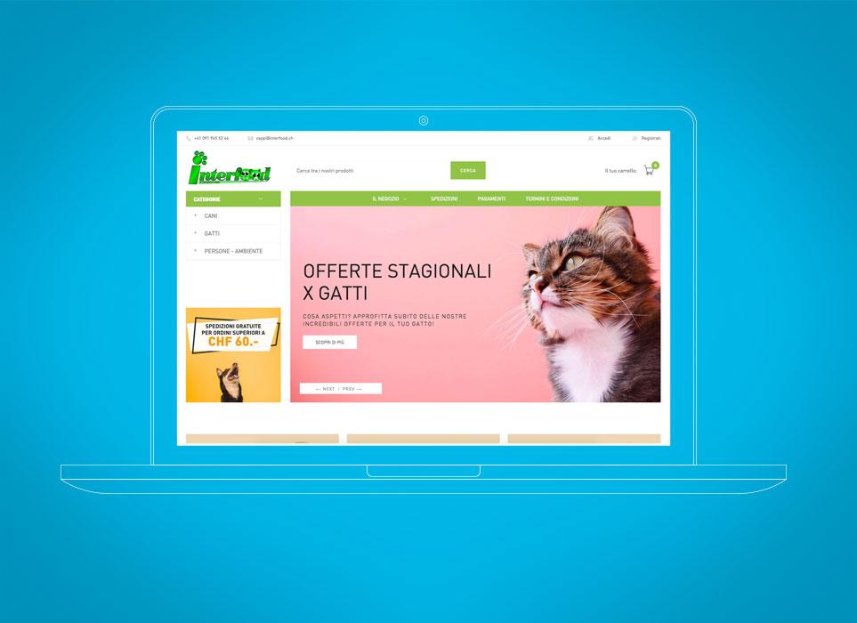 gsite sviluppo siti web Lugano progetto Interfood