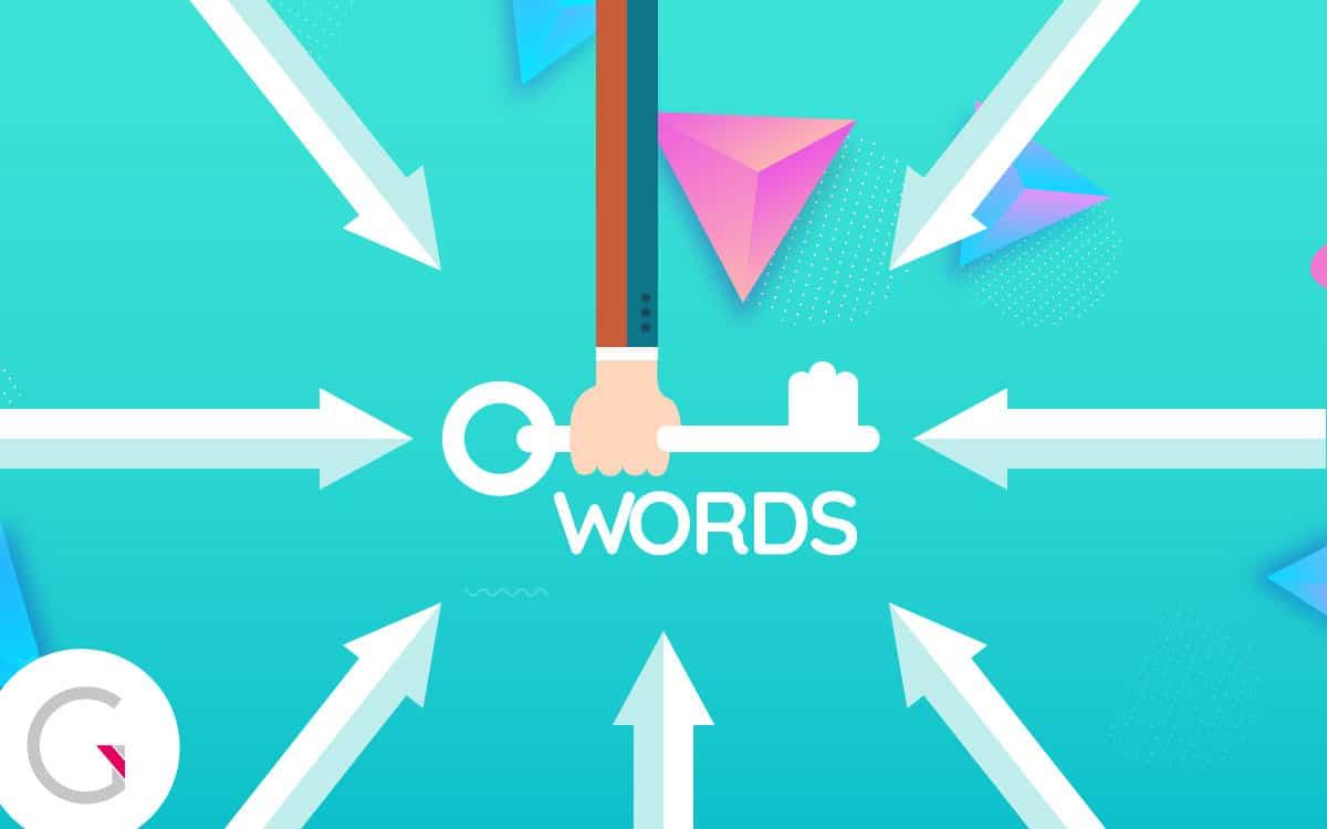 Keywords nel digital marketing