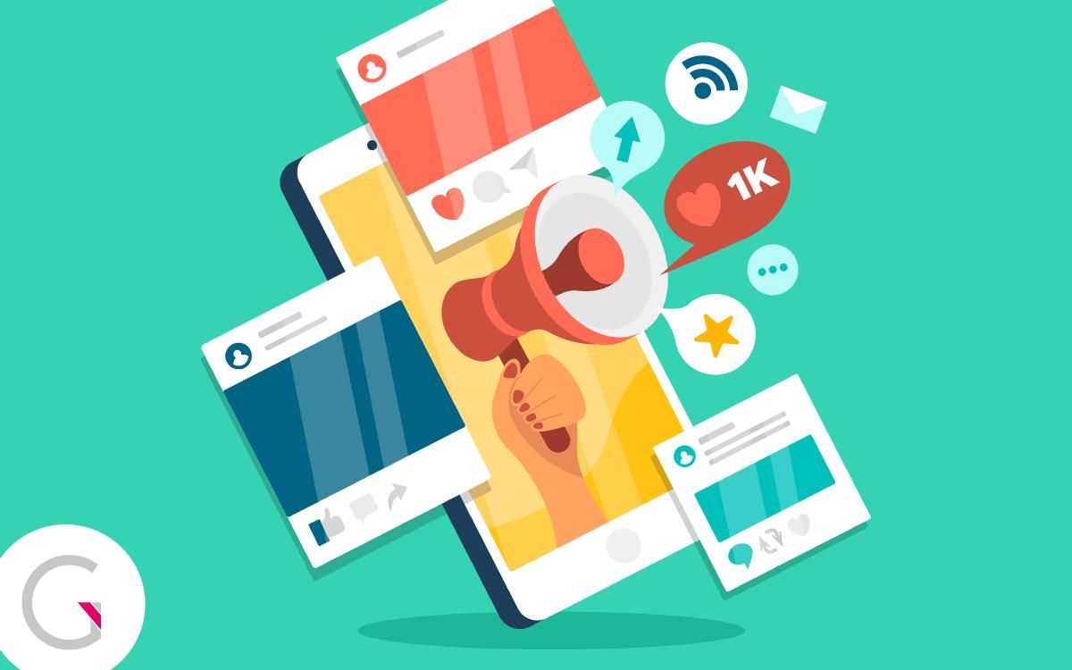GSite Web Agency Social media marketing